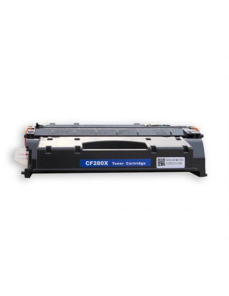 Tóner para Canon/HP 80X/05X/719H Negro (6900 Pag) No original para LaserJet P2050 y mas