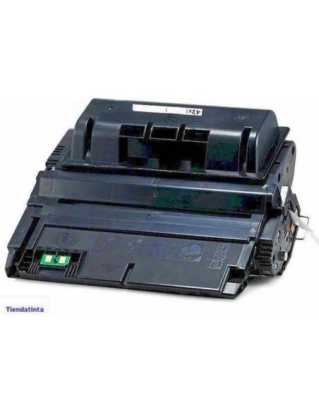 Tóner para HP 42X/38A/39A/45A Negro Q5942X (20000 Pág) No original