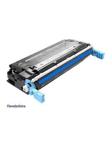 Tóner para HP 643A Cian Q5951A No original para Color LaserJet 4700