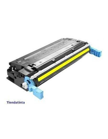 Tóner para HP 643A Amarillo Q5952A No original para Color LaserJet 4700