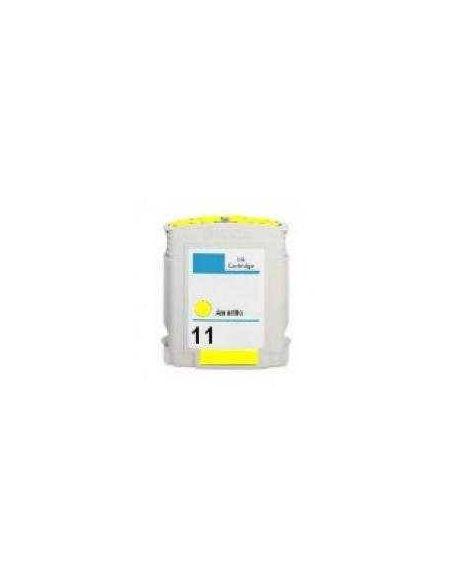 Tinta para HP 11 Amarillo C4838A (28ml) No original