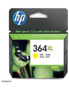 Tinta HP Amarillo Nº364XL (750 Pag) Original