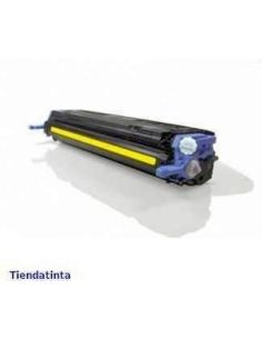 Toner para HP Amarillo Nº124A/707Y (2500 Pag)(No original)