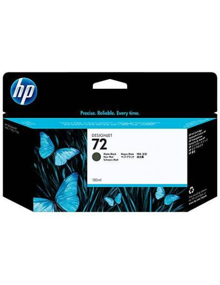 Tinta HP 72 Matte Negro (130ml)