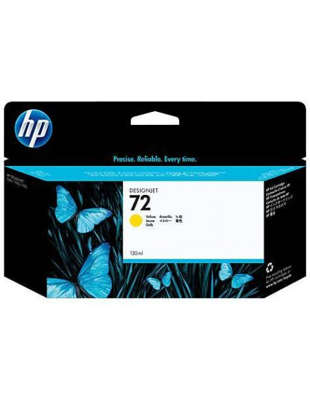 Tinta HP 72 Amarillo (130ml)