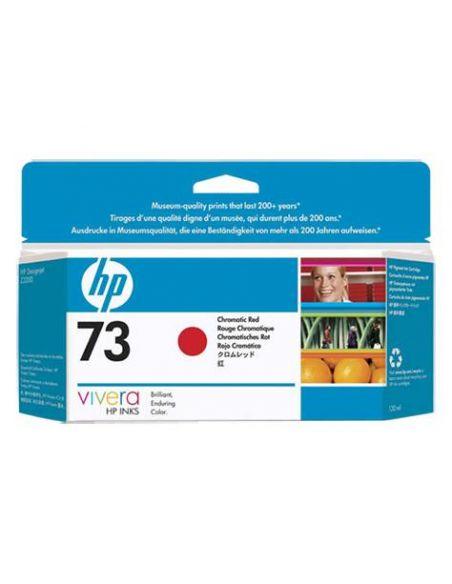 Tinta HP 73 Rojo cromatico (130ml)