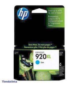 Tinta HP CD972AE Cian Nº920XL (700 pag) Original