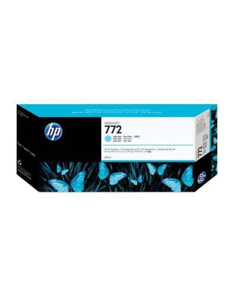 Tinta HP 772 CIAN Claro (300ml)