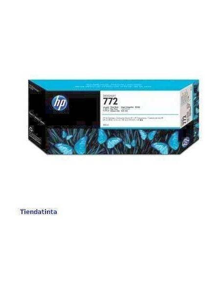 Tinta HP 772 Photo Negro (300ml)