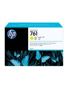Tinta HP Nº761 Amarillo (400ml) Original