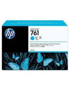 Tinta HP Nº761 Cian (400ml) Original