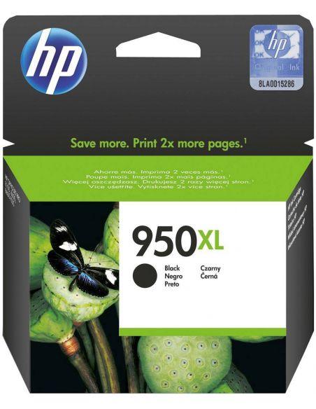 Tinta HP 950XL Negro CN045AE (2300 Pág)