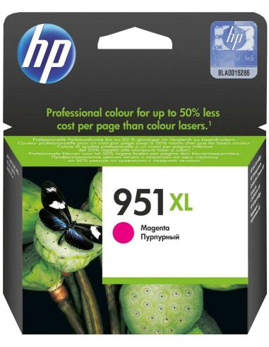 Tinta HP CN047AE Magenta Nº951XL (1500 Pag) Original
