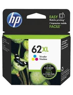 Tinta HP C2P07AE COLOR Nº62XL (415 pag) Original