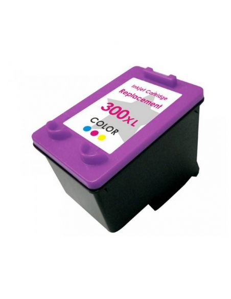 Tinta para HP 300XL Color CC644EE No original