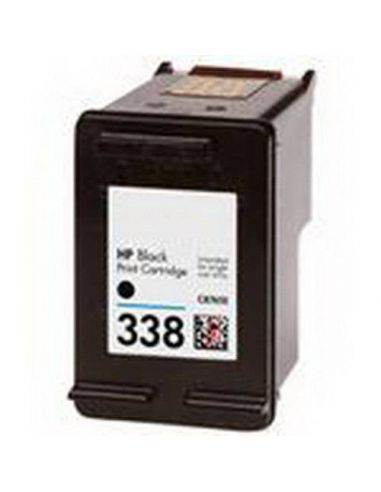 Tinta para HP Negro Nº338 18ml (No original)