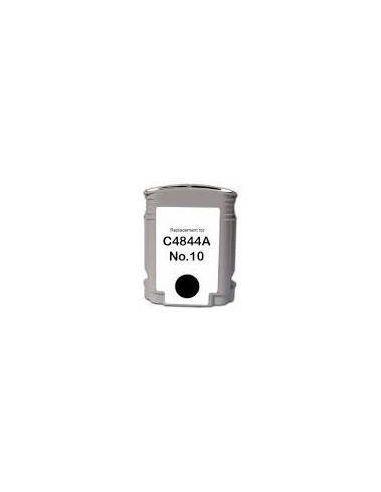 Tinta para HP C4844A Negro Nº10 (69 ml)(1750 Pág)(No original)
