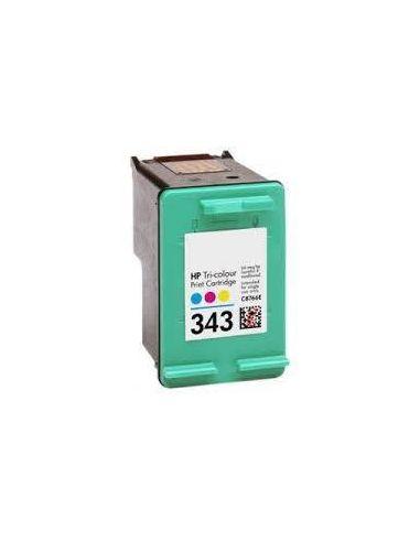 Tinta para HP Color Nº343 (14ml)(No original)