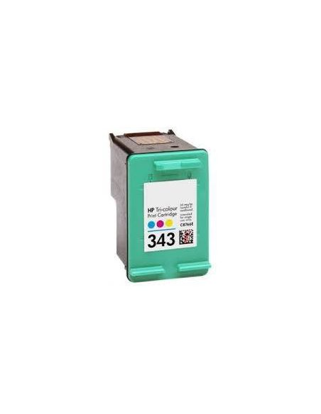 Tinta para HP 343 Color (14ml) No original