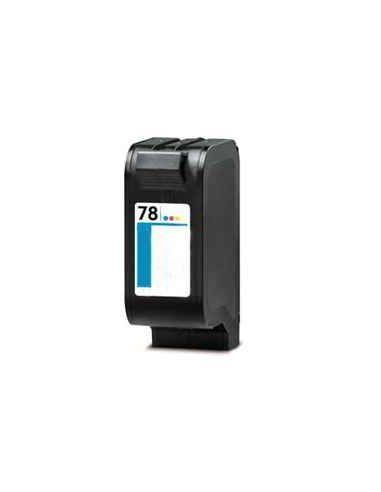 Tinta para HP c6578ae COLOR Nº78 (19ml)(No original)