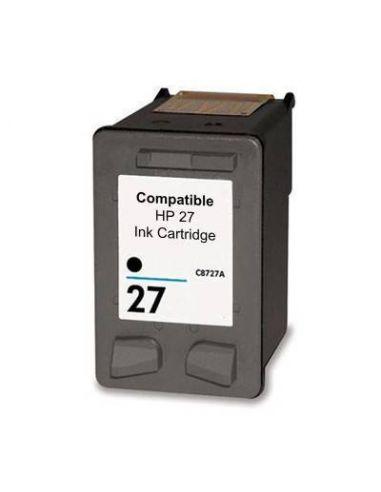 Tinta para HP c8727ae Negro Nº27 (22ml)(No original)