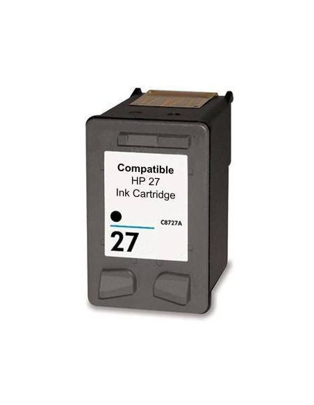 Tinta para HP 27 Negro c8727ae (22ml)No original