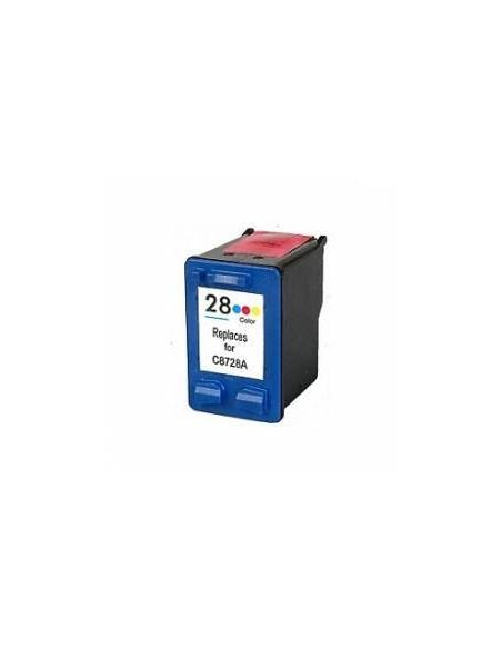 Tinta para HP 28 COLOR c8728ae (18ml) No original