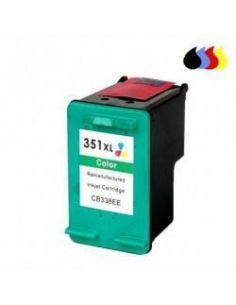 Tinta para HP Color Nº351XL (18ml)(No original)