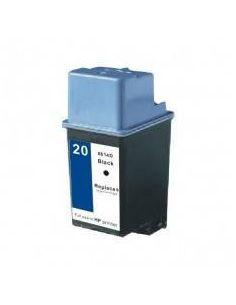 Tinta para HP Nº20 Negro (20ml) (455 Pag)(No original)