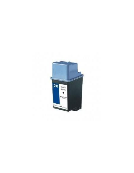 Tinta para HP 20 Negro c6614de (20ml) (455 Pág)No original