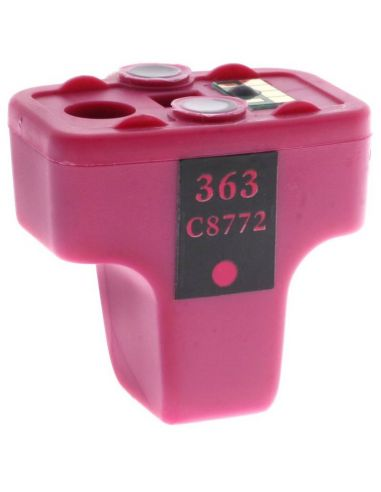 Tinta para HP C8772EE Magenta Nº363 (350 Pag)(No original)