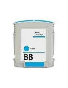 Tinta para HP C9391AE Cian Nº88XL (1200 Pag)(28ml)(No original)