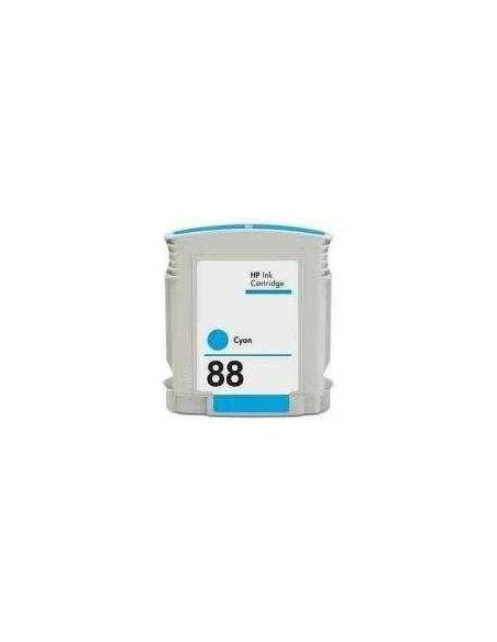 Tinta para HP 88XL Cian C9391AE (1200 Pág)(28ml) No original