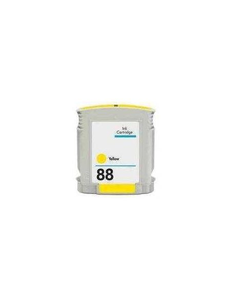 Tinta para HP 88XL Amarillo C9393AE (1200 Pág)(28ml) No original