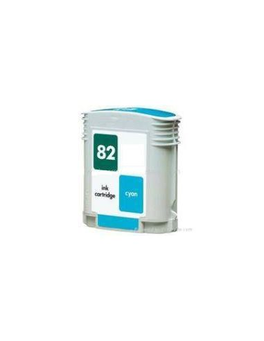 Tinta para HP C4911A Cian Nº82 (69ml)(No original)