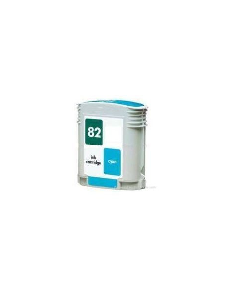Tinta para HP 82 Cian C4911A (69ml) No original