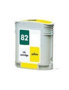 Tinta para HP C4913A Amarillo Nº82 (69ml)(No original)