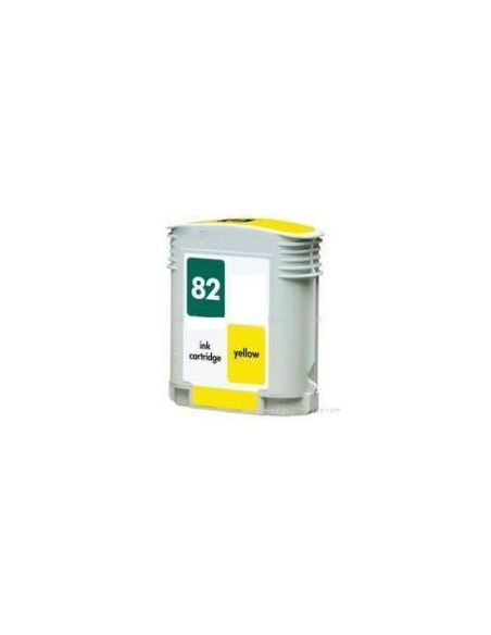 Tinta para HP 82 Amarillo (69ml) No original