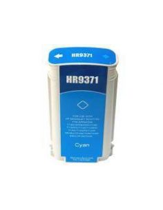 Tinta para HP C9371A Cian Nº72 (130ml)(No original)