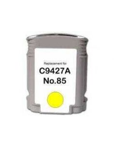 Tinta para HP C9427A Amarillo Nº85 (69 ml)(No original)
