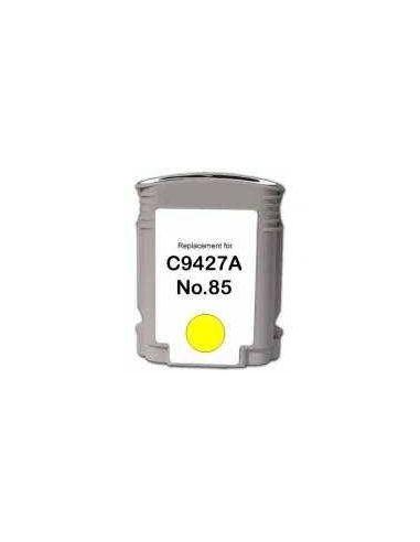 Tinta para HP C9427A Amarillo Nº85 (69 ml)(No original)
