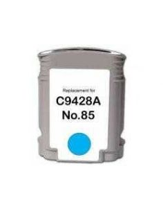 Tinta para HP C9428A Cian Claro Nº85 (69 ml)(No original)