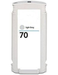Tinta para HP C9451A Gris Claro Nº70 (130ml)(No original)