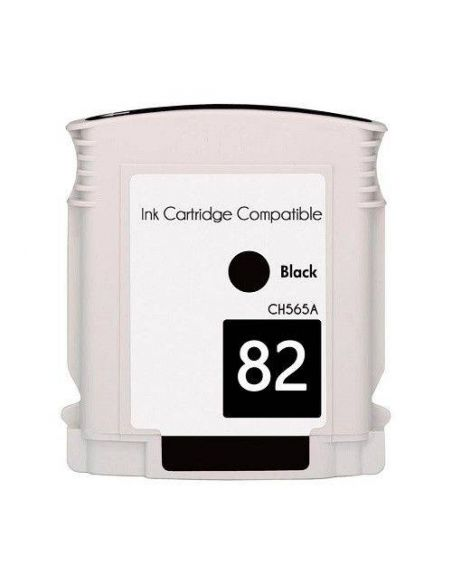 Tinta para HP 82 Negro CH565A (69ml) No original