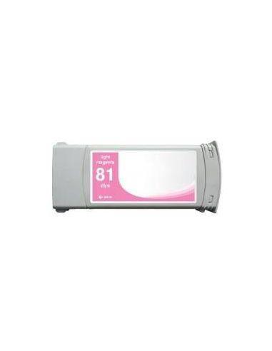 Tinta para HP Nº81 Magenta Claro (680 ml) (No Original)