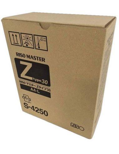 Master Riso S-4250 A4-L (2 rollos)(Z-Type 30) Original