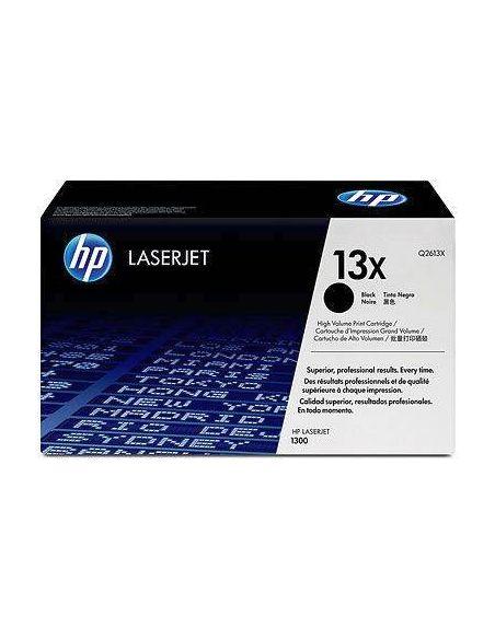 Tóner HP 13x Negro q2613x (4000 Pag) para Laserjet 1300