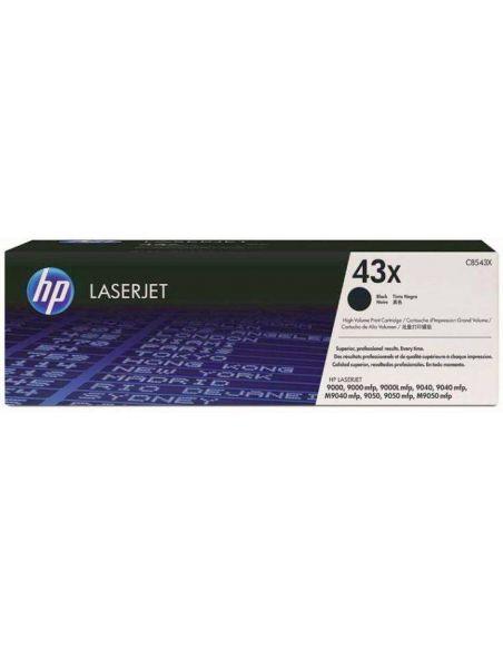 Tóner HP 43X Negro (30000 Pag) para Laserjet 9000 M9040