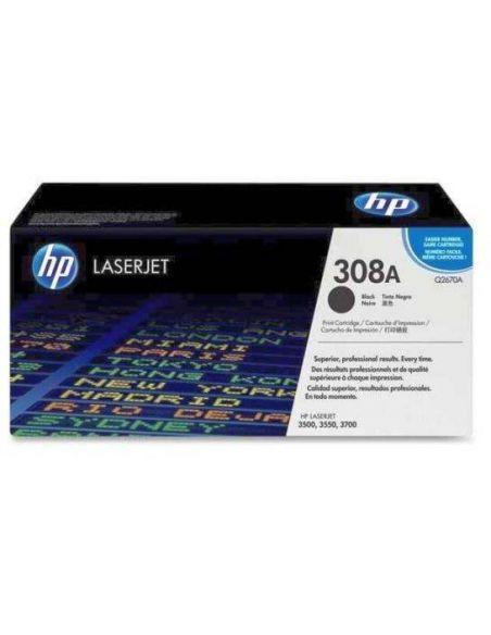 Tóner HP 308A Negro q2670a para Laserjet 3500 3700