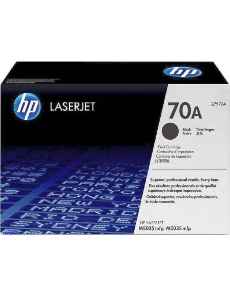 Tóner HP 70A Negro (15000 Pag) para Laserjet M5025 y mas